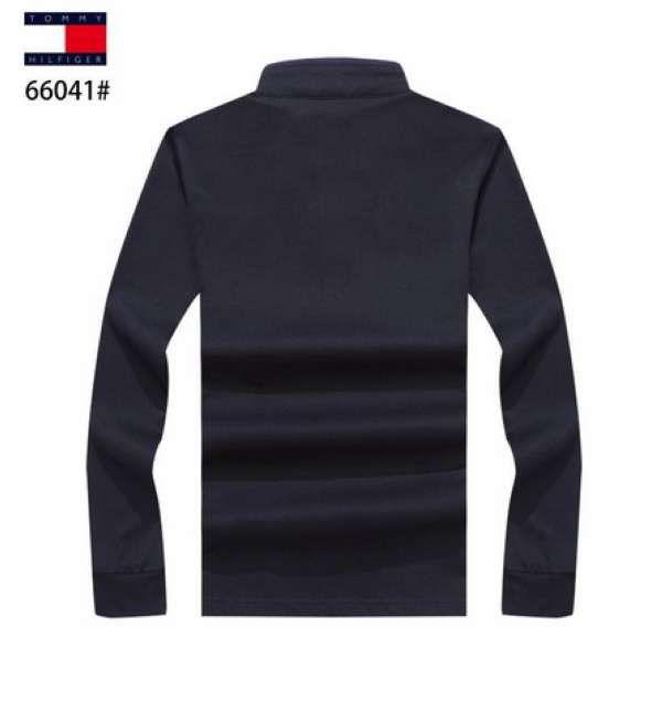 tommy polo衫 2019新款 簡約男生休閒翻領polo衫 MG66041款