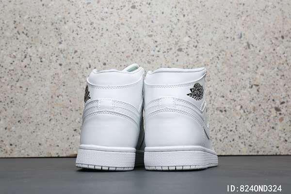 Air Jordan 1代 2018新款 經典皮男女運動籃球鞋