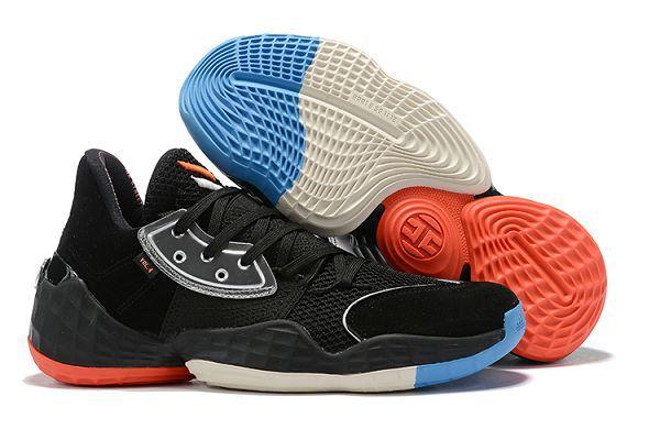 Adidas Harden Vol.4 2019新款 哈登4代男生籃球運動鞋