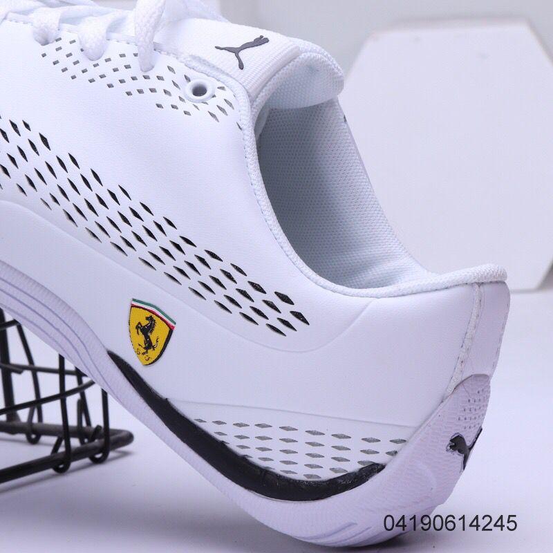 Puma Ferrari Drift Cat 5 法拉利聯名 2019新款休閒男生運動鞋