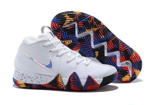 nike kyrie irving 4 2019新款 凱里歐文4代男生籃球鞋 帶半碼