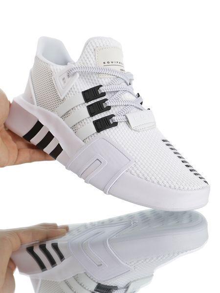 Adidas EQT Basketball ADV 系列街頭籃球短筒針織慢跑鞋 2019新款三葉草情侶鞋