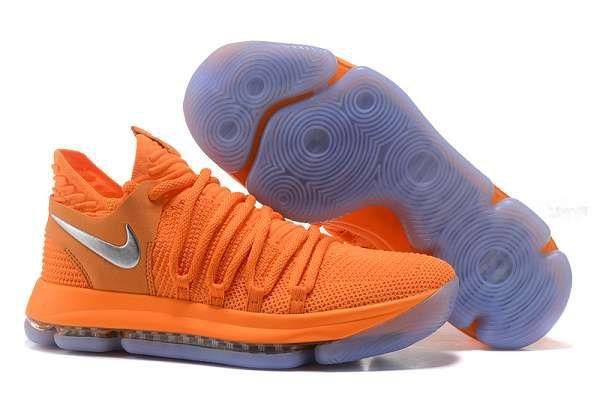 nike kd 10 2018新款 杜蘭特10代男生運動籃球鞋