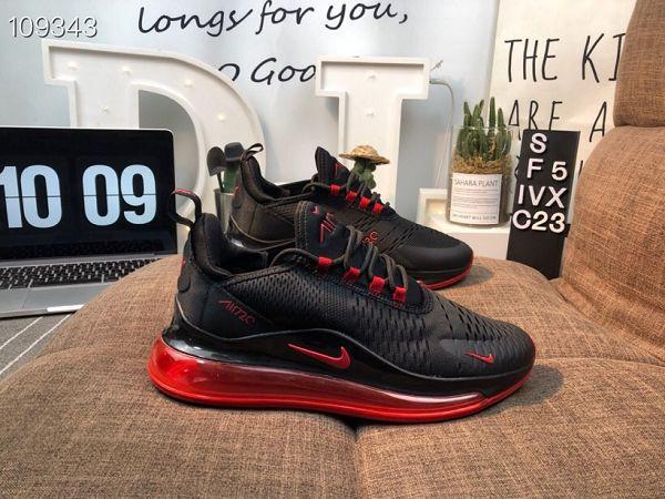 Nike Air Max 720 2019新款 針織鞋面 全掌大氣墊男生慢跑鞋