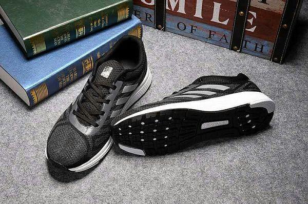 adidas originals zx9000 2016新款 網布透氣時尚情侶跑鞋 黑灰色