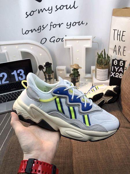 Adidas Ozweego Adiprene Yeezy 500 2019新款 情侶款緩震復古老爹鞋