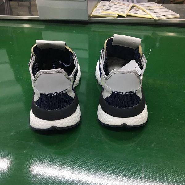Adidas Nite Jogger Boost 2019新款 情侶款爆米花復古夜間慢跑鞋