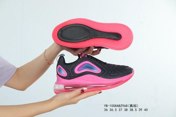 Nike Air Max 720 2019新款 氣墊減震女生跑步鞋 帶半碼