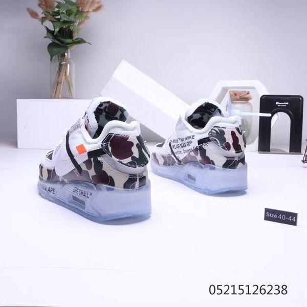 Nike Air Max 90聯名款 2019新款氣墊男生慢跑鞋