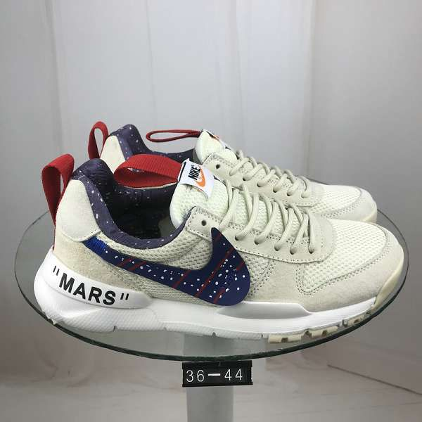 OFF White x Tom Sachs x Nike Craft MarsYar 2018新款 宇航員神遊太空2.0男女慢跑鞋