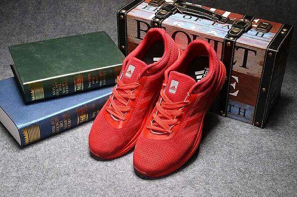 adidas originals zx9000 2016新款 網布透氣時尚情侶跑鞋 紅色