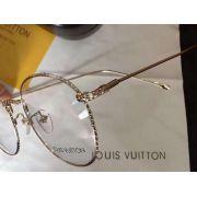 lv眼鏡專賣店 路易威登2017新款 5980透明鏡片全框眼鏡