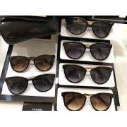 chanel眼鏡 香奈兒2017年6月新款眼鏡 5566貓眼款時尚太陽眼鏡