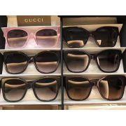 gucci眼鏡專賣店 2017年新款太陽鏡 0059不規則鏡框時尚墨鏡