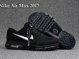 nike air max 2017系列 三代納米技術滴塑男生氣墊慢跑鞋