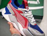 Puma Basket Platform Velour Suede 2019新款 彪馬蕾哈娜男女休閒運動鞋