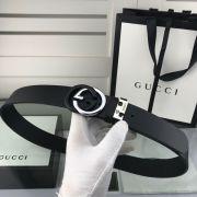 gucci皮帶 古馳2018新款 HF11牛皮鋼扣時尚腰帶