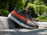 adidas Yeezy 350 Boost 侃爺同款椰子時尚情侶潮流鞋 褐桔色