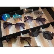 boss眼鏡目錄 2017新款墨鏡 0939無邊框時尚太陽鏡
