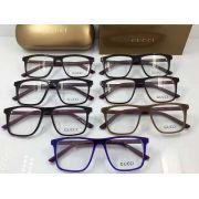 gucci眼鏡專賣店 2017年新款 0217透明鏡片全框眼鏡