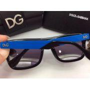 d&g專櫃 2017年新款 3083黑色全框時尚墨鏡