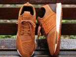 revlite new balance 247 全新創作型號classic系列針織網面時尚情侶款跑鞋 棕色