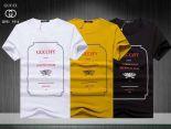 gucci t恤 2018新款 簡約男生休閒圓領短袖T恤 MG191款