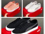 puma Bari 2019新款 彪馬情侶款休閒帆布鞋板鞋