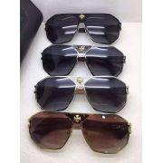 chrome hearts太陽眼鏡 克羅星金屬邊系列墨鏡 T11多邊形時尚太陽眼鏡