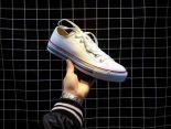 Converse匡威 2018新款 經典款皮面休閒情侶板鞋 低幫白色