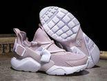 Nike Air Huarache 五代 2018新款 華萊士五代潮流女生慢跑鞋 粉色