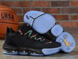 Nike LeBron 16 2019新款 詹姆斯16代男生低邦籃球鞋