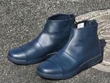 nikelab benassi boot lux 貝納西限量版皮質高幫運動靴男鞋 深藍色