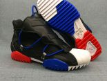 Adidas Y-3 LE SAVAGE 山本耀司高幫情侶潮流鞋 黑藍紅