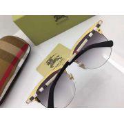 burberry眼鏡 巴寶莉2018新款太陽鏡 3097不規則鏡片時尚墨鏡
