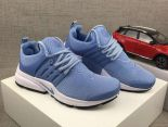 nike air presto 耐克王一代女子運動跑步鞋 糖果系列網面透氣緩震慢跑鞋 淺藍色