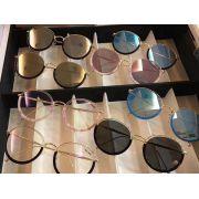 MIUMIU眼鏡 2017年新款太陽鏡 538雙色鏡框時尚墨鏡