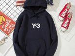 Y-3 2019新款帽T 秋冬季薄款情侶款衛衣 PF
