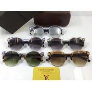lv眼鏡專賣店 路易威登2017新款太陽鏡 Z0942E圓框時尚墨鏡