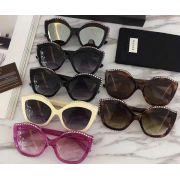 gucci眼鏡專賣店 2017年新款 0018S不規則全框時尚墨鏡
