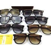 lv眼鏡專賣店 路易威登2017新款太陽鏡 937全框時尚墨鏡