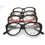 chanel眼鏡專賣店 香奈兒2016新款上新眼鏡 5173歐美風簡約平光眼鏡