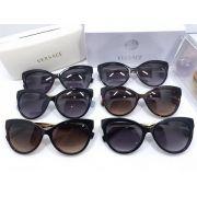 versace太陽眼鏡 凡賽斯2017年5月新款眼鏡 4339貓眼大框太陽眼鏡