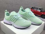 nike air presto 耐克王一代女子運動跑步鞋 糖果系列網面透氣緩震慢跑鞋 薄荷綠