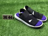 adidas y-3 kaohe sandall涼鞋 山本耀司走秀款綁帶潮流情侶鞋 黑紫色
