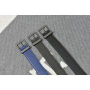 bottega veneta 皮帶 寶緹嘉2018新款 ZJ男士柔軟牛皮編織紋針扣時尚腰帶