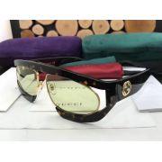 gucci眼鏡專賣店 2017年新款 0233加粗鏡框時尚太陽鏡