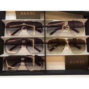gucci眼鏡專賣店 2017年新款 3806連體鏡片時尚墨鏡