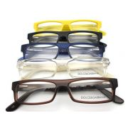 D&G眼鏡 2016新款上新 DG5026學院風簡約平光眼鏡