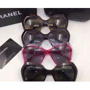 chanel眼鏡 香奈兒2017年5月新款眼鏡 5364幾何時尚太陽眼鏡